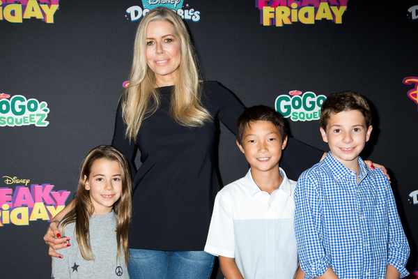 Aviva Drescher and family