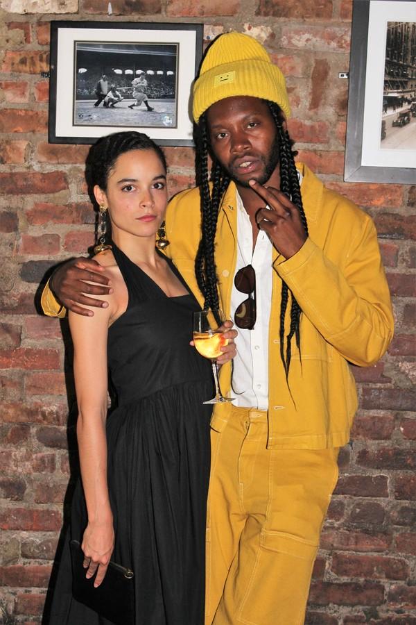 Juliana Canfield and Jeremy O. Harris