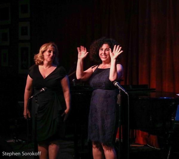 Zina Goldrich & Marcy Heisler