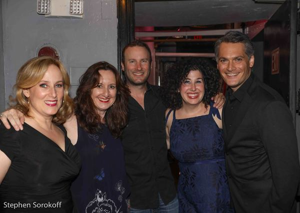 Zina Goldrich, Mary Ann McSweeney, Michael Croiter,Marcy Heisler, Peter Sachon Photo