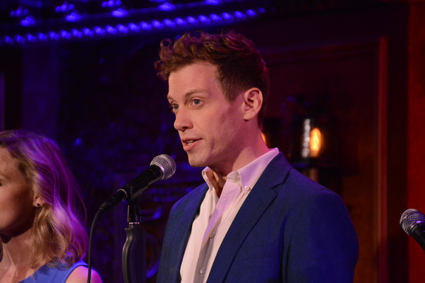 Photo Coverage: AVENUE Q Celebrates its 15th Anniversary With Concert at Feinstein's/54 Below