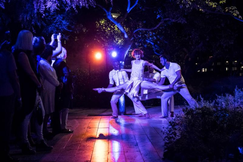 BWW Review: Under The Moonlight MOVES AFTER DARK Shines  at Walt Disney Concert Hall