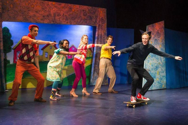 Industry Editor Exclusive: TheaterWorksUSA's Summer Vacation