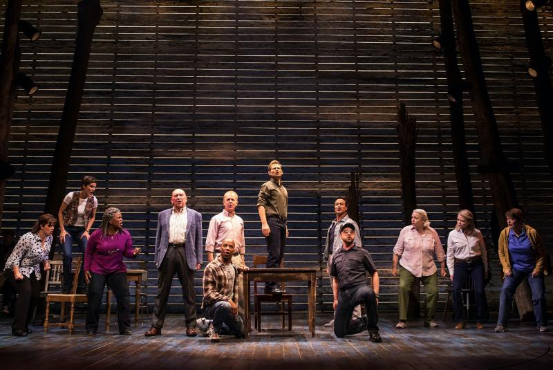 Andrew Samonsky, Megan McGinnis & More Will Star in COME FROM AWAY National Tour- Full Cast Announced!