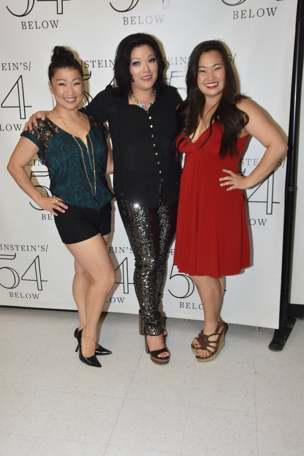 Katie Boren, Erin Quill and Grace Choi