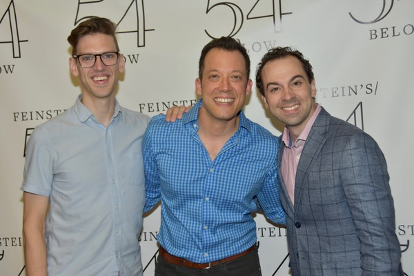 Photo Coverage: Go Backstage for an AVENUE Q Reunion Celebration at Feinstein's/54 Below!