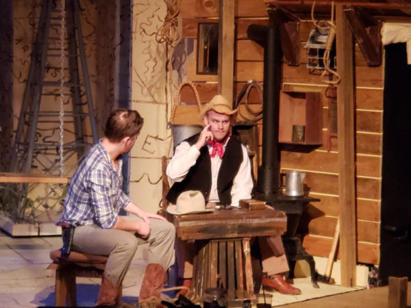 Photo Flash: Rodgers and Hammerstein's OKLAHOMA! At Roxy Regional Theatre