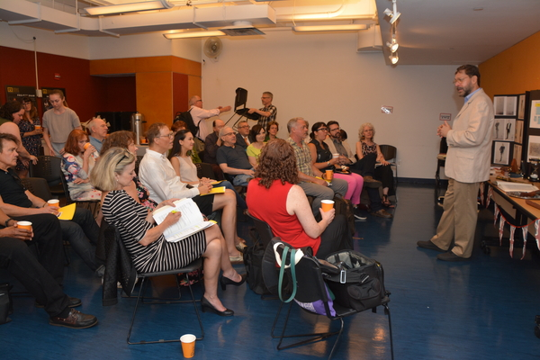 Photo Coverage: Meet the Company of Gingold Theatrical Group's HEARTBREAK HOUSE