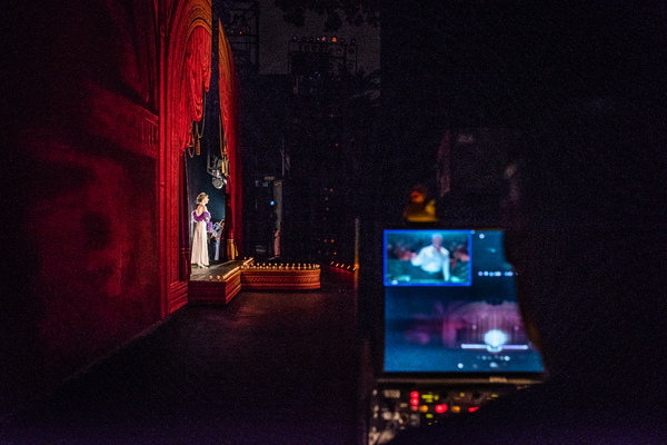 Exclusive Slideshow: Go Behind The Scenes Of The Muny's GYPSY Starring Beth Leavel