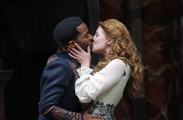 Photo Flash: Andre Holland and Mark Rylance Star In OTHELLO at Shakespeare's Globe