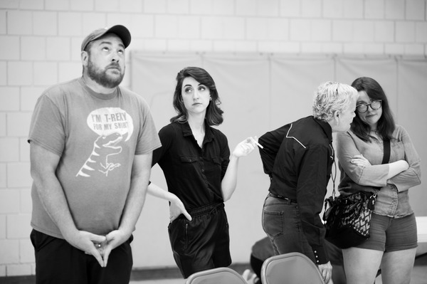 Photo Flash: Throughline Theatre Company Closes Season with THE INSPECTOR GENERAL
