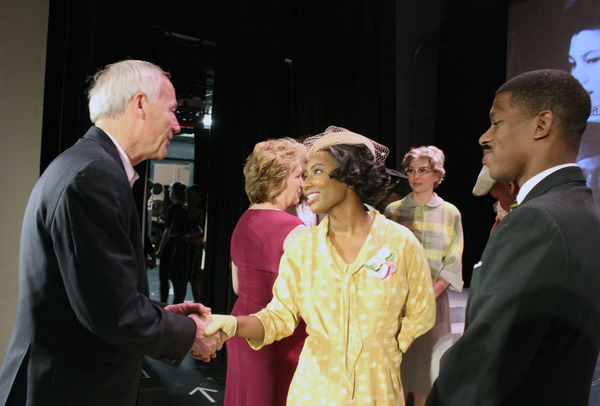 Photo Flash: Arkansas Governor And First Lady Visit LITTLE ROCK At The Sheen Center