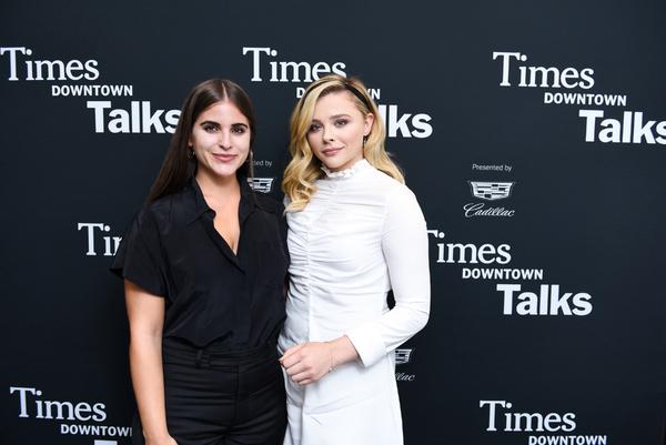 Joanna Nikas, Chloe Grace Moretz Photo