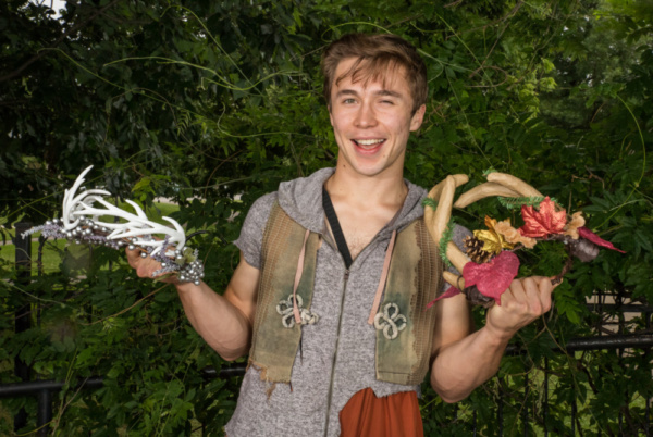 Photo Flash: First Look at Actors' Theatre Of Columbus' A MIDSUMMER NIGHT'S DREAM