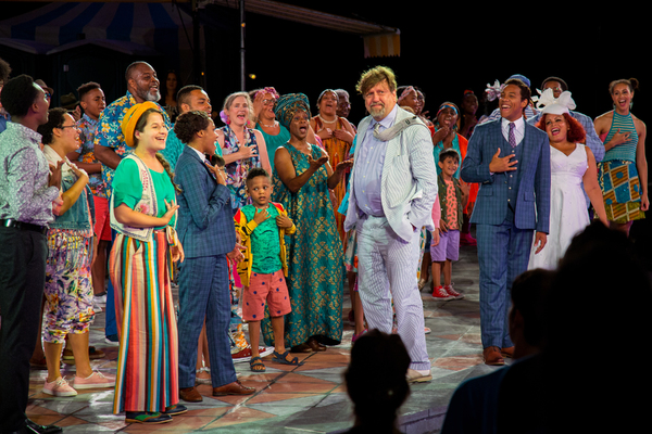Photo Coverage: Illyria Sings Out! Inside Opening Night of TWELFTH NIGHT in the Park