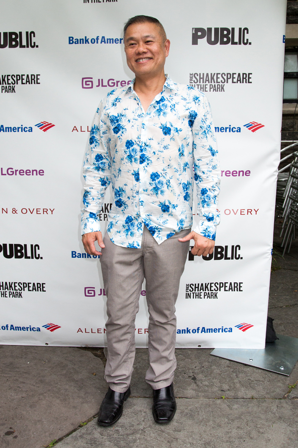 Photo Coverage: On the Red Carpet for Opening Night of TWELFTH NIGHT in the Park!