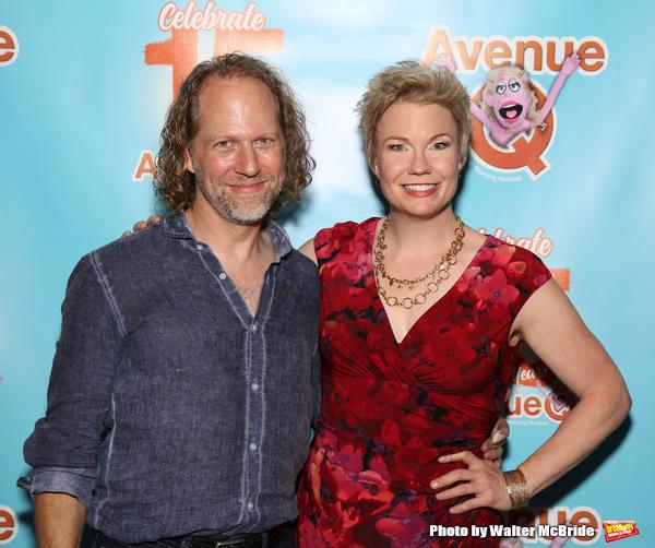 Peter Linz and Jennifer Barnhart