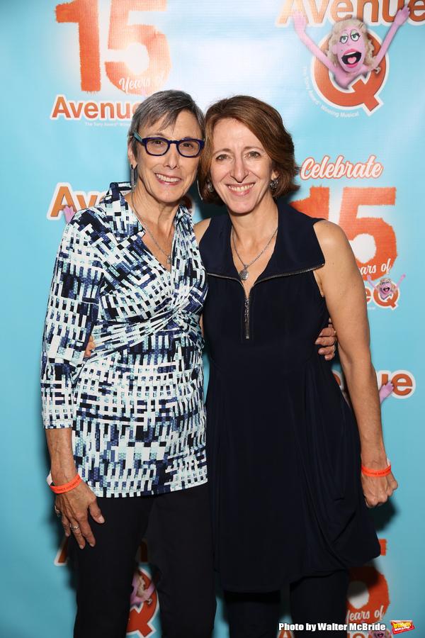 Robyn Goodman and Anna Louizos