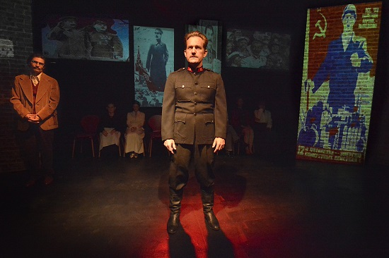 BWW Review: Murray Mednick Probes History in MAYAKOVSKY AND STALIN