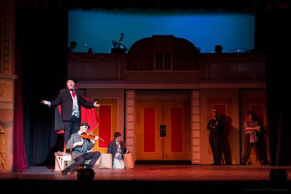 Photo Flash: First Look At City Theater's THE PRODUCERS