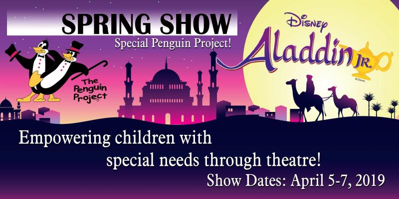 BWW Previews: YOUTH WITH SPECIAL NEEDS GET CHANCE TO PERFORM THROUGH NEW TAMPA PLAYERS' THE PENGUIN PROJECT at University Area CDC