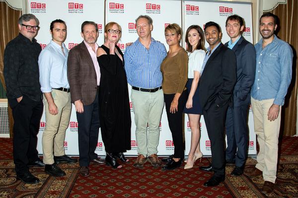John Ellison Conlee, Ben Schnetzer, Thomas Jay Ryan, Johanna Day, Richard Bean, Alexa Photo