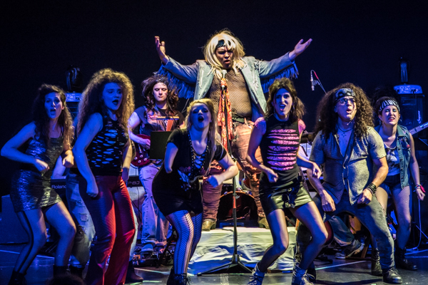 Photo Coverage: First look at Imagine Productions' ROCK OF AGES