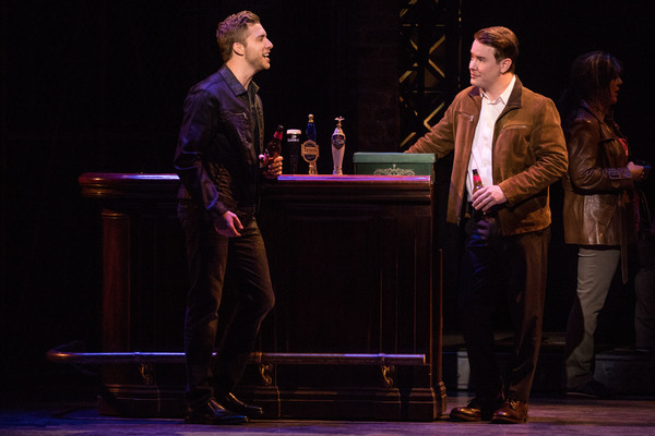 Photo Flash: American Idol's David Cook Struts Back Into Broadway's KINKY BOOTS