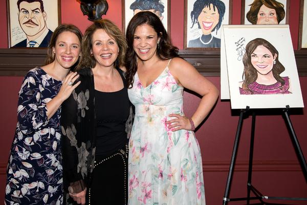 Jessie Mueller, Renee Fleming, Lindsay Mendez