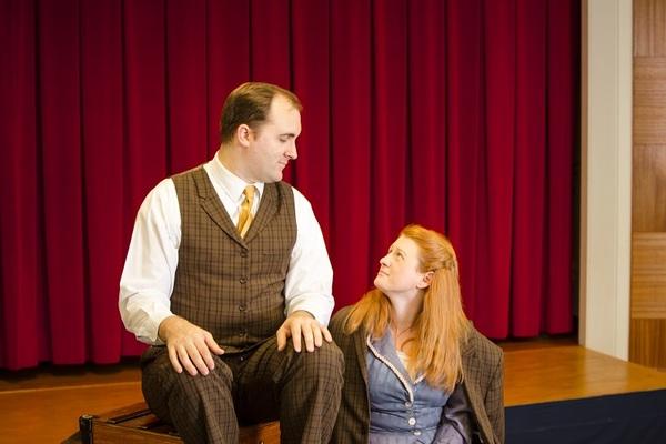 Travis Zimmerman and Valerie Schrader