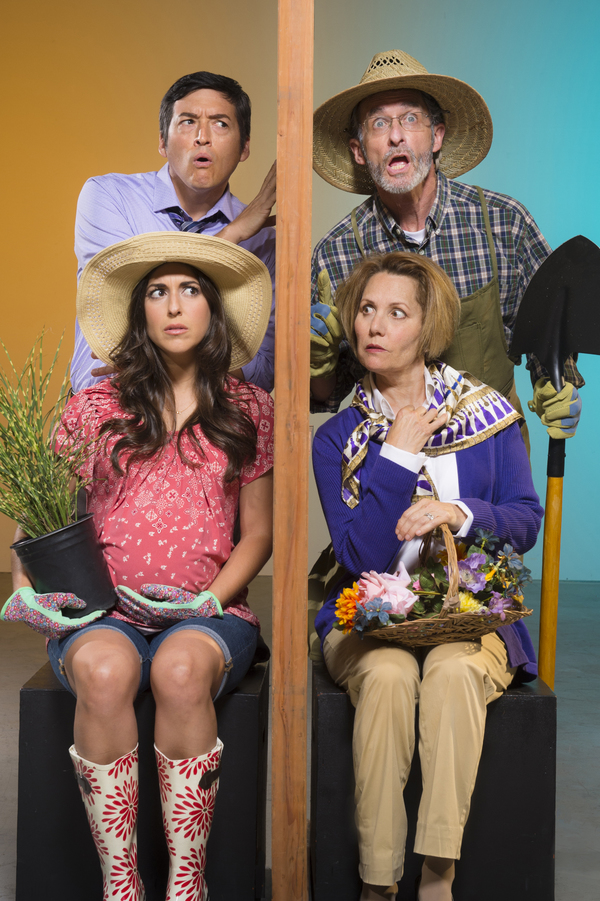 Photos: TheatreWorks Silicon ValleyContinues 2018/19 Season withNATIVE GARDENS