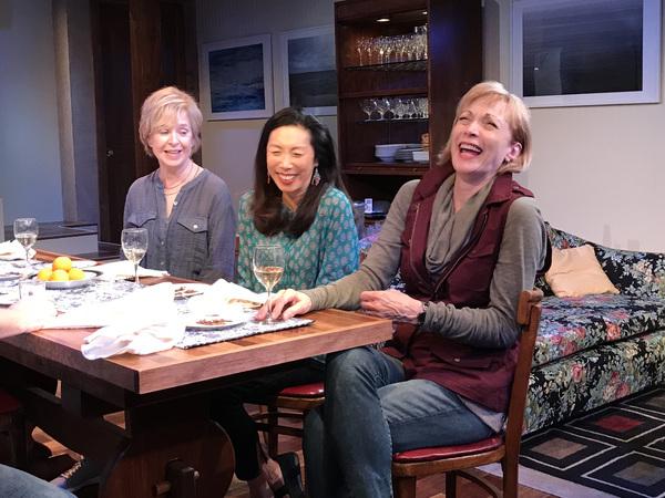 Jill Eikenberry, Jodi Long, Dee Hoty