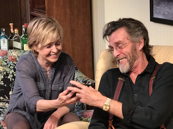 Jill Eikenberry, John Glover