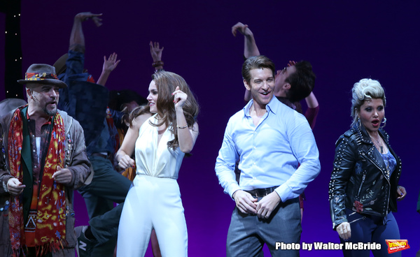 Photo Coverage: The Cast of PRETTY WOMAN Bows at Tribute Performance to Garry Marshall