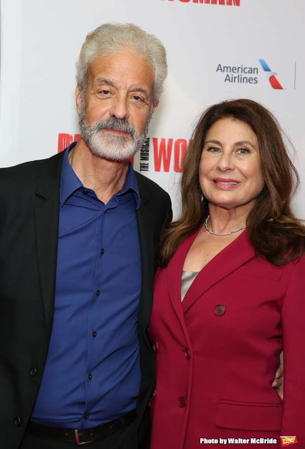 Rick Nicita and Paula Wagner