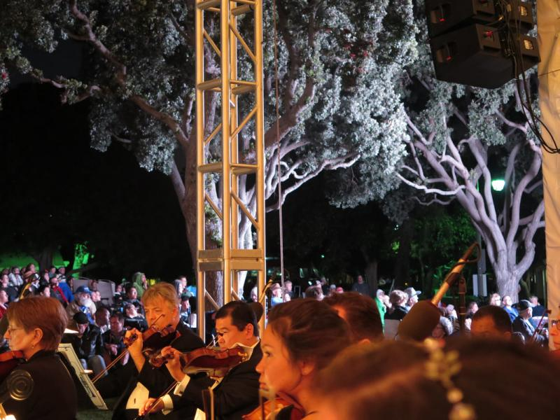 Bww Review: BERNSTEIN AT 100: Symphonic And Choreographic Lushness By The Sea At Burton Chase Park