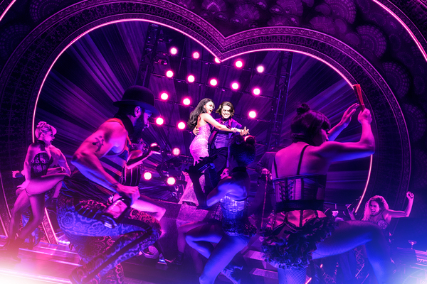 Photo Flash: Satine, Christian, Zidler & More! First Look at Broadway-Bound MOULIN ROUGE in Boston