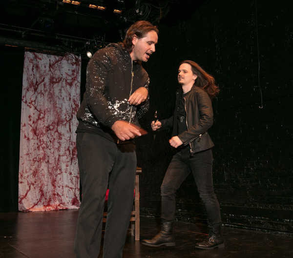 Photo Flash: First Look at WARS OF THE ROSES at the 124 Bank Street Theatre