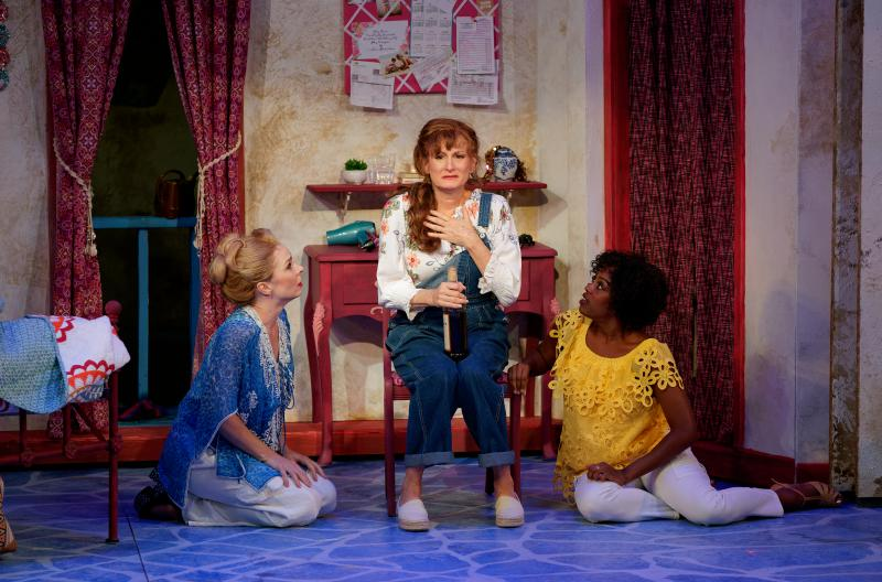 BWW Review: MAMMA MIA! Sparkles and Shimmers at Stages St. Louis