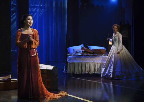 BREAKING: Tony Winner Ruthie Ann Miles Returns to the Stage in West End's THE KING AND I Tonight