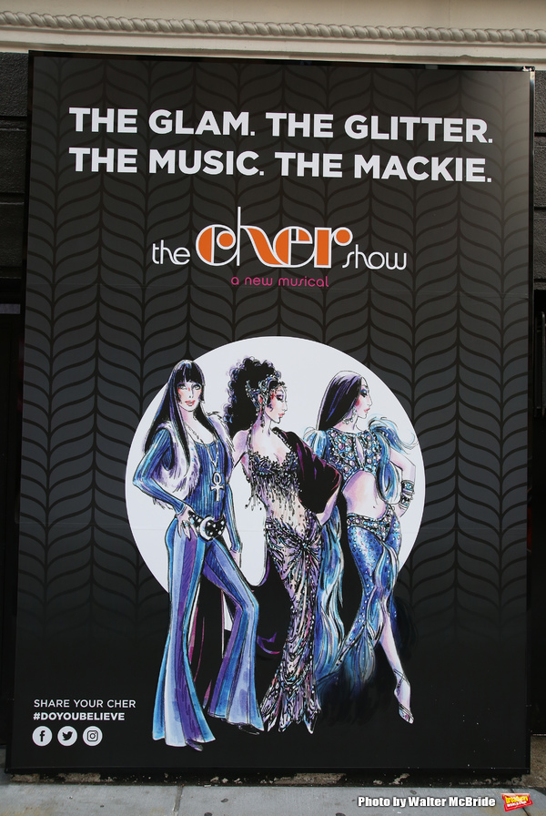 UP ON THE MARQUEE: THE CHER SHOW Arrives on Broadway!
