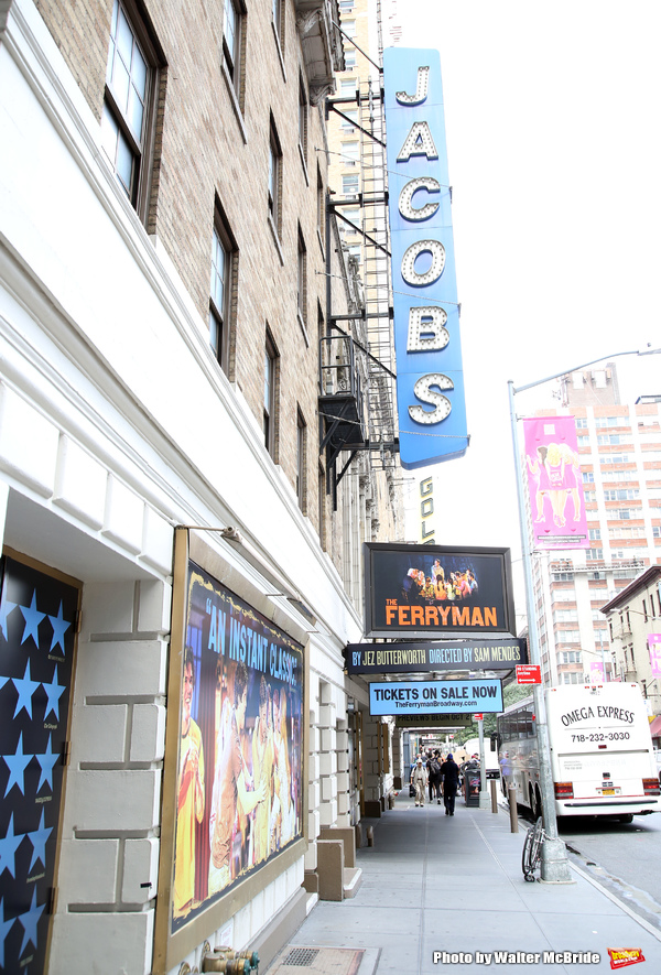 UP ON THE MARQUEE: THE FERRYMAN Arrives At the Jacobs Theater