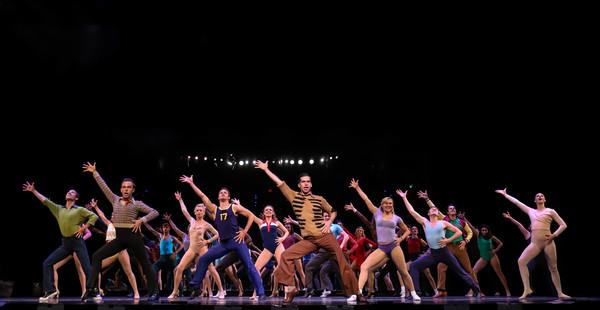 Photo Flash: A CHORUS LINE Opens at The LEXington Theatre Company