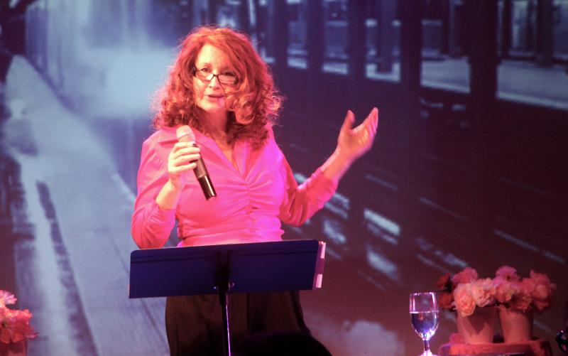 BWW Review: Karen Finley's Defiant GRABBING PUSSY Attacks Patriarchal Sexual Oppression