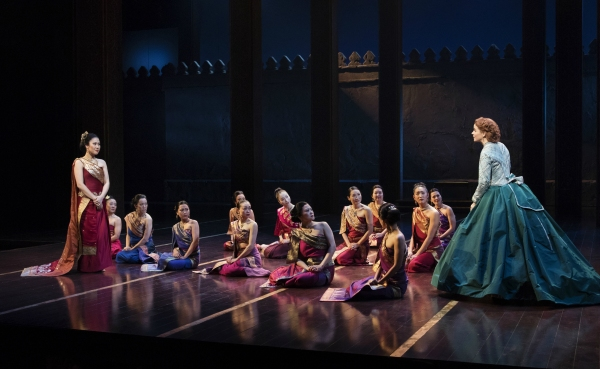 Kelli O'Hara Shares Joy that Ruthie Ann Miles has Rejoined THE KING AND I