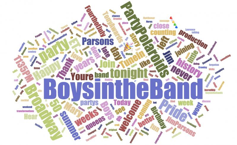INDUSTRY: Social Insight Report - August 6th - Gettin' The Band and Boys In The Band Top Growth!