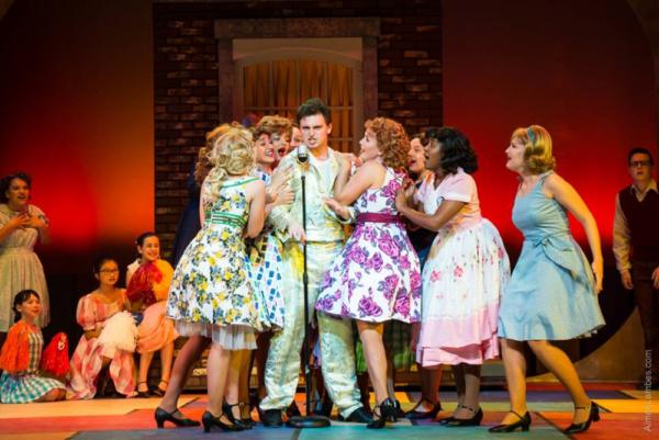 Photo Flash: BYE BYE BIRDIE Comes to Weathervane Playhouse