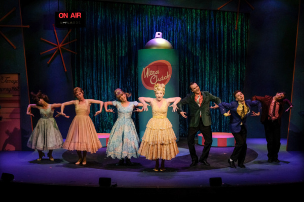 Photo Flash: First Look At HAIRSPRAY At San Diego Musical Theatre