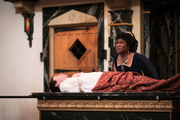 Photo Flash: First Look at RICHARD III At The American Shakespeare Center's Blackfriars Playhouse