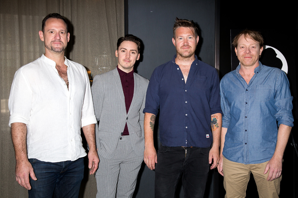 Gavin Robins, Drew McOnie, Eddie Perfect, Sonny Tilders Photo